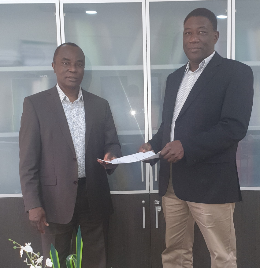 CSIR-SARI Signs MoU with Tamale Technical University to collaborate in training students
