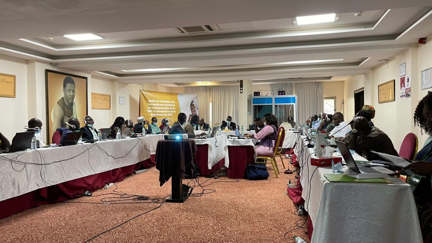 CSIR, eight West African Countries' Communication Experts from Agricultural Research Institutions form Community of Practice (CoP)