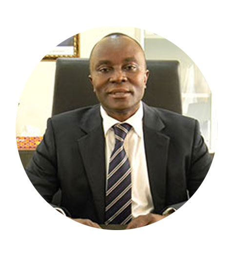 Prof. Victor Kwame Agyeman