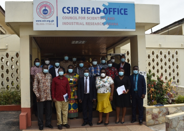 MODERNISING AGRICULTURE IN GHANA: CSIR LAUNCHES DIGITIZED SOIL MAPS