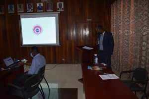 'Venture into agric, science and technology reporting with CSIR'- Napoleon Ato Kittoe urges journalists