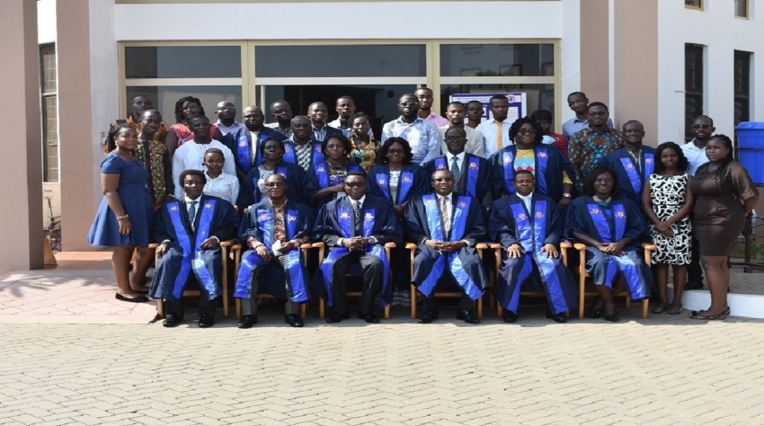 CCST MATRICULATES 24 POST GRADUATE STUDENTS