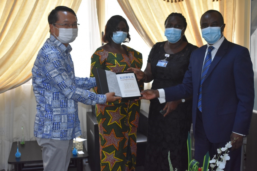 CSIR appeals to gov't of Korea to support KOPIA Ghana Centre to achieve its objectives